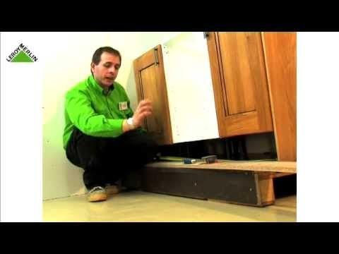 Montar una cocina - Parte VI - Colocar la encimera, la placa y el ...