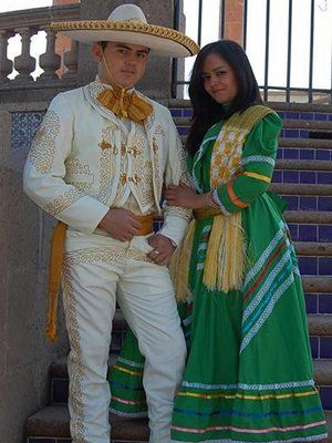 Mexican traditional dress images