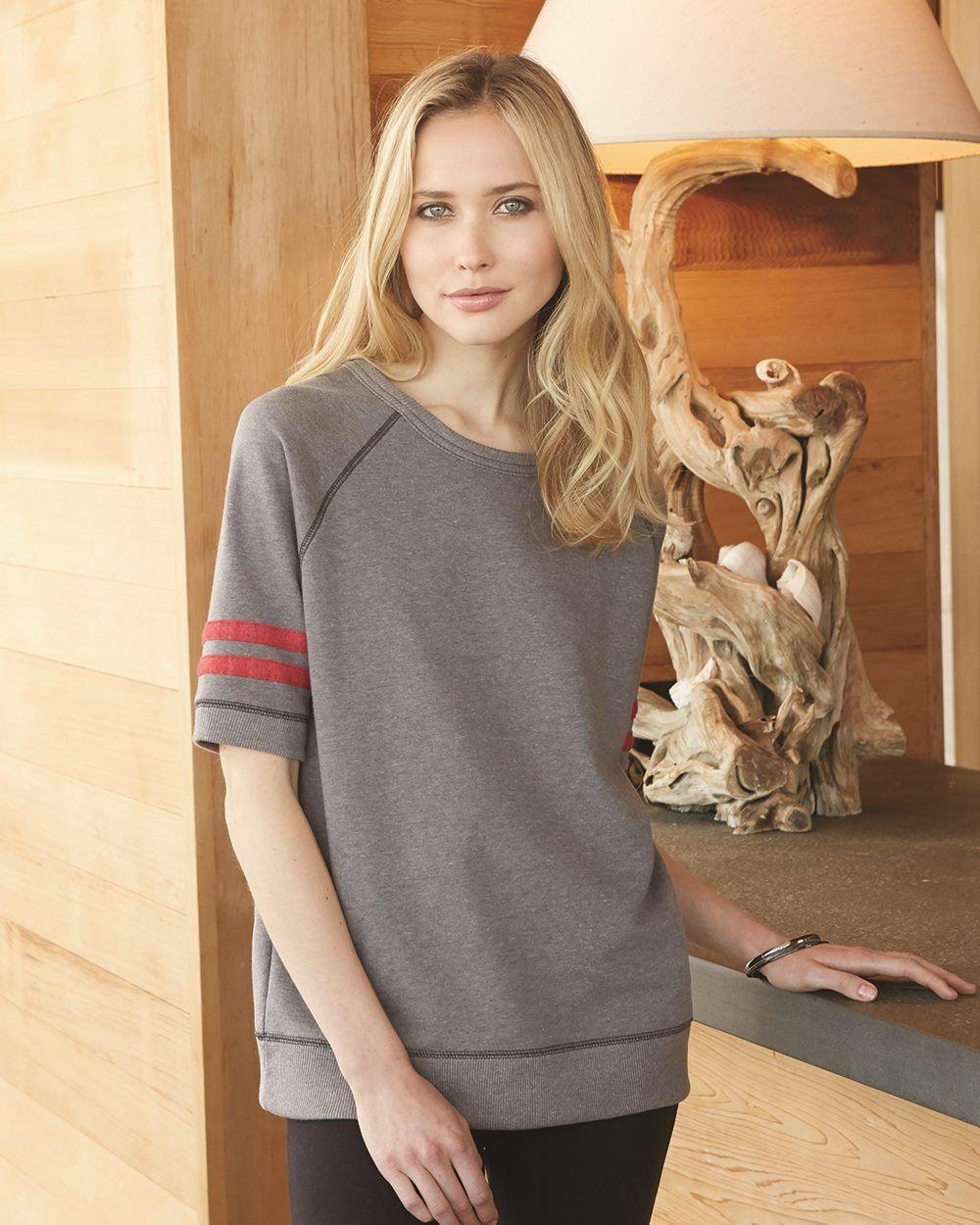 Women's Vintage French Terry Fifty Yardliner Sweatshirt