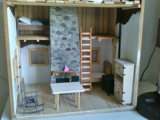 Praktische Slaapkamer Inrichting : Vakantiewoning of praktische inrichting voor een klein huis