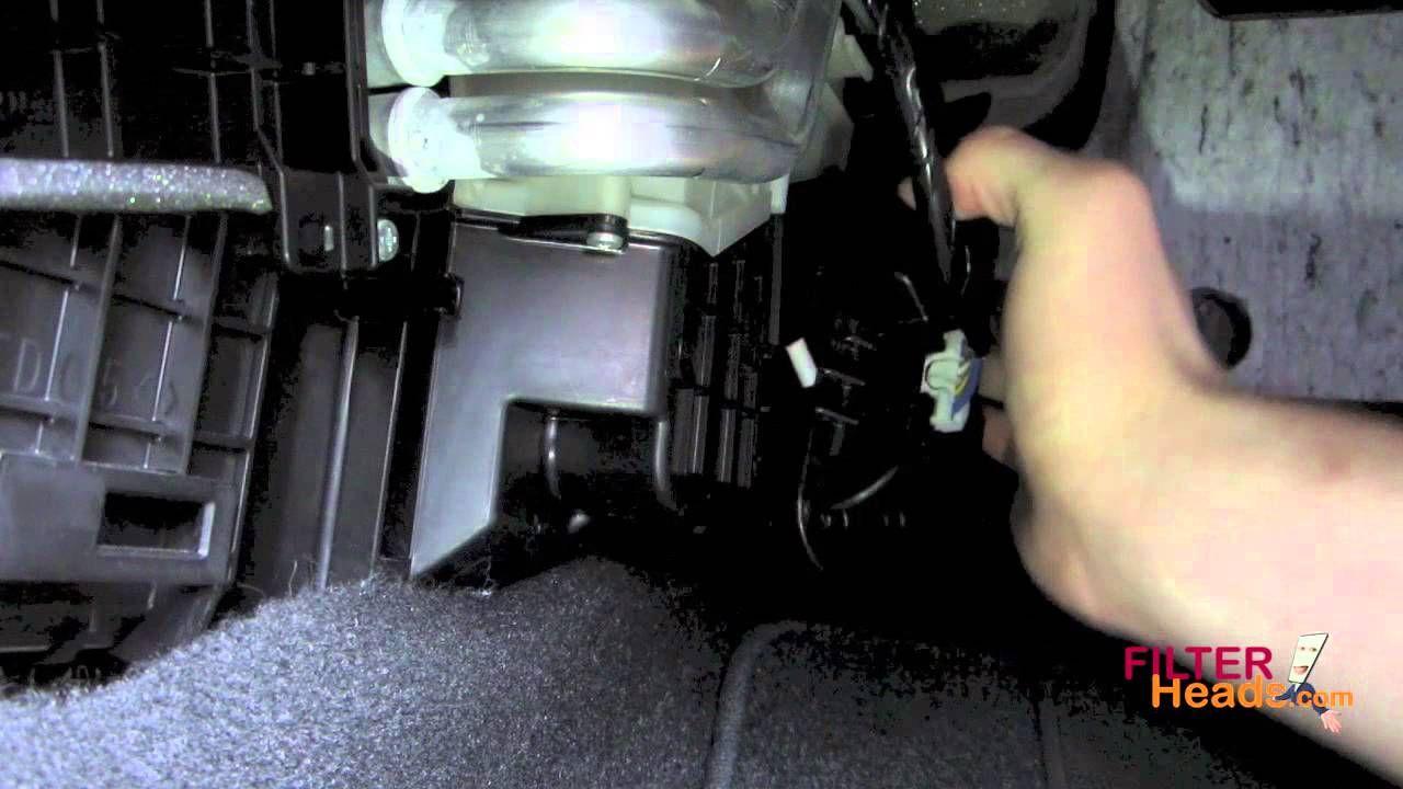 Cabin Air Filter Replacement Mazda 3 Cabin Air Filter Mazda 3