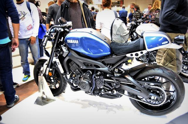 Yamaha XSR 900 Cafe Racer #motorcycles #caferacer #motos | caferacerpasion.com