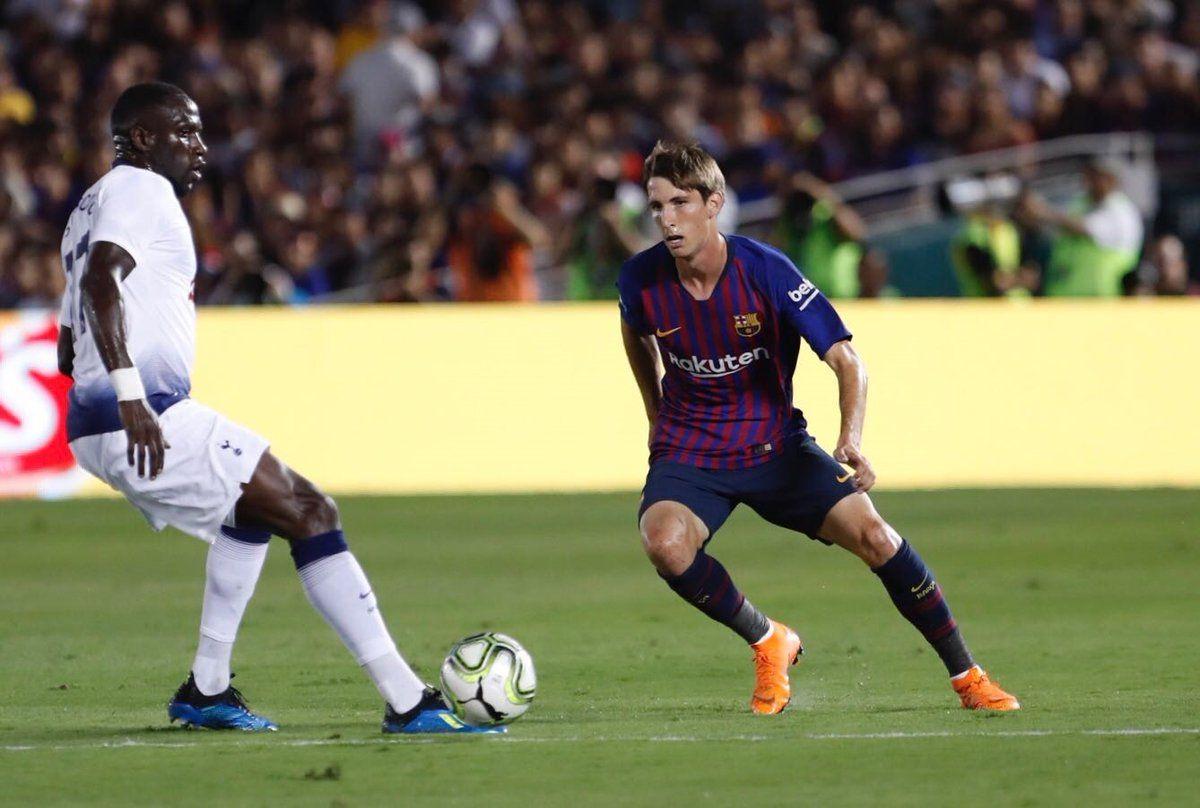 Download Barcelona Vs Tottenham Highlights Champions Cup Pre