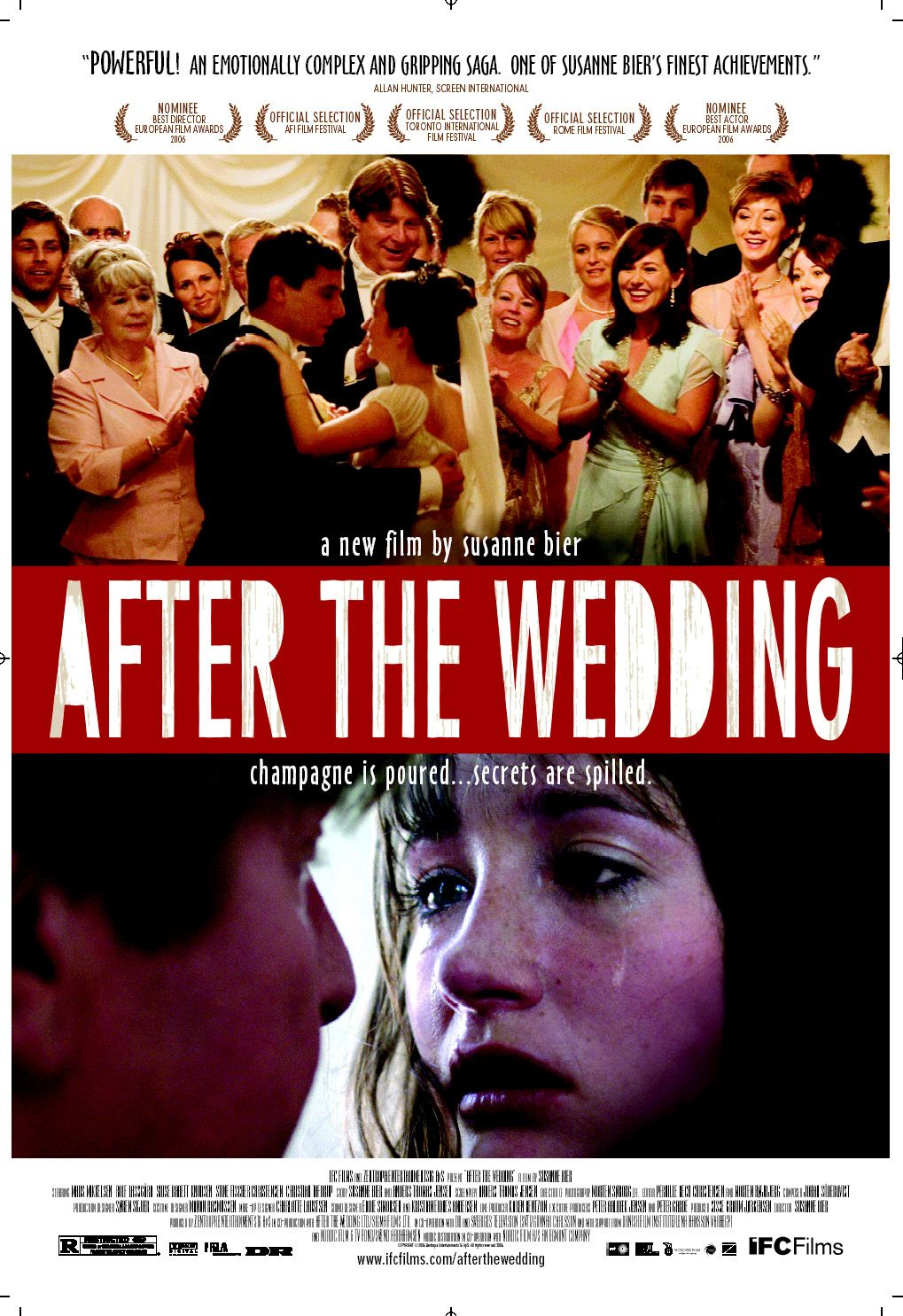 After The Wedding Scandinavian Foreign Movies Film I Movie