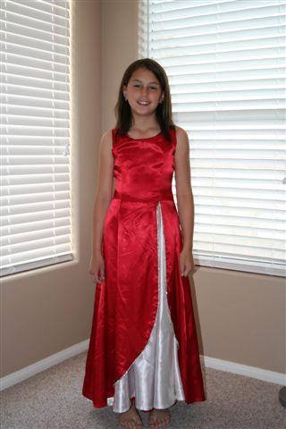 Red Junior Bridesmaid Dresses - Ocodea.com