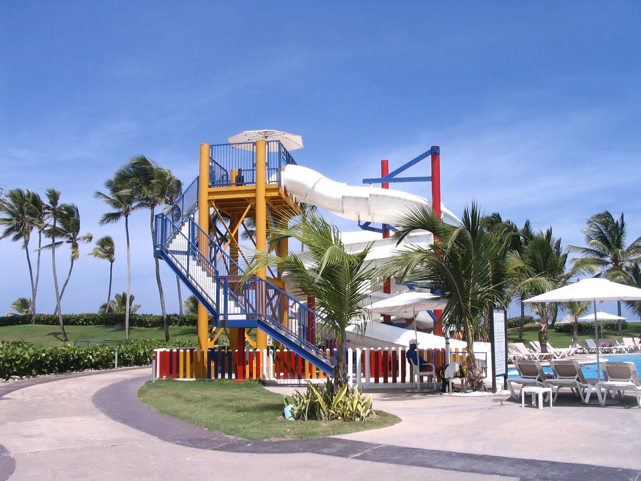 Rutschen Für Kinder Punta Cana Dominikanische Republik Tiffanys Destination Destination Wedding Rock Punta Ashtons Water Slide Hard Rock