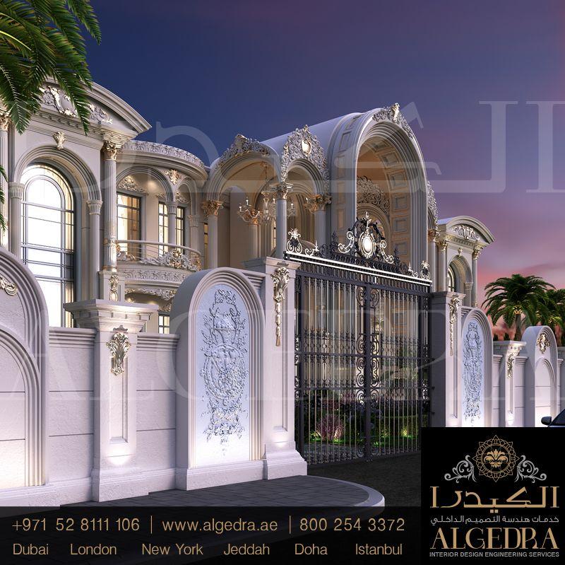 Pin By Raa Dutta On House Luxury House Plans Exterior Design Luxury Exterior