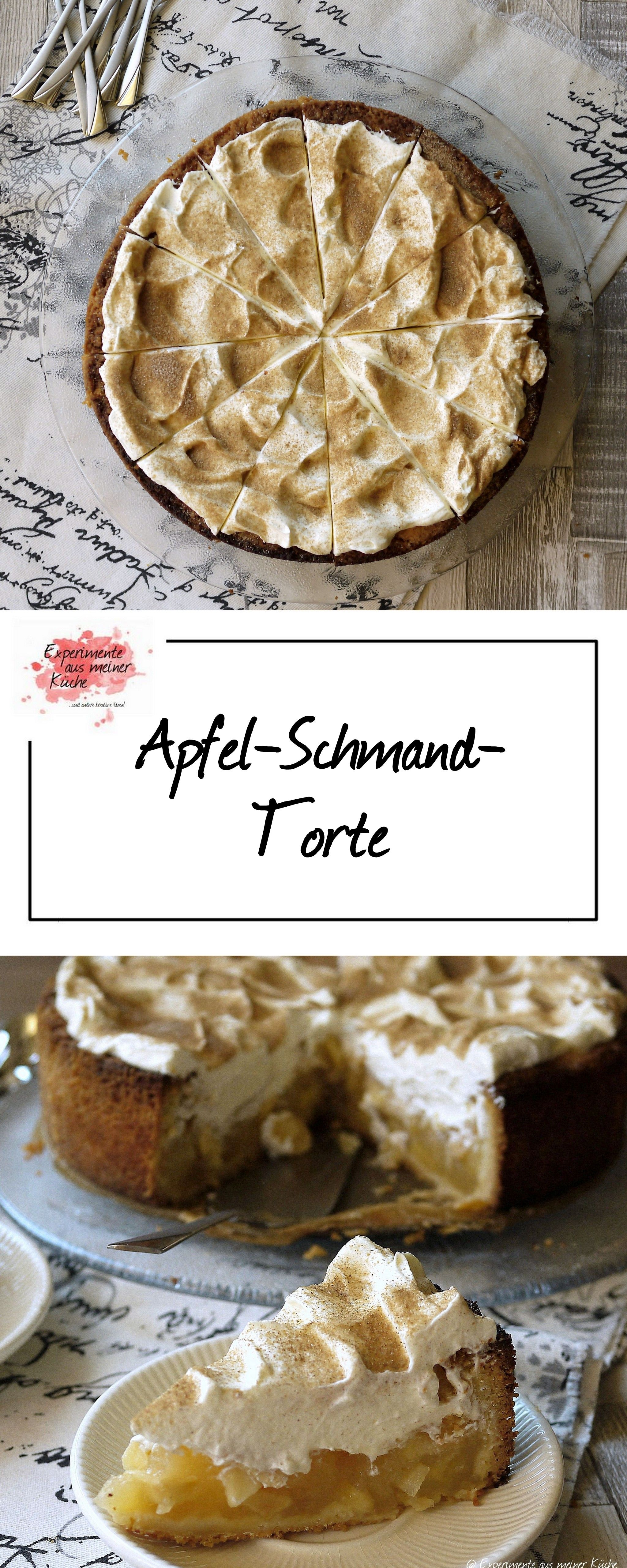 Apfel Schmand Torte Pinterest Kuchen Thermomix And Cake