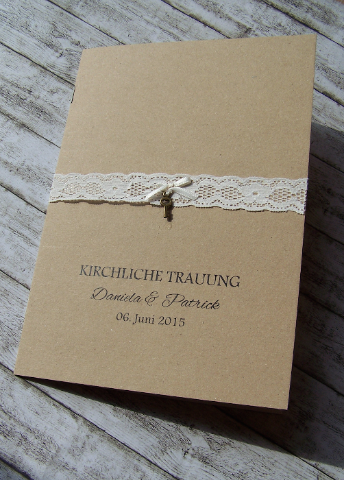 Kirchenheft Hochzeit on Pinterest  Trauzeugin kirche, Kirchenheft ...