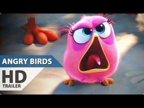 Angry Birds Movie Trailer 3 (2016) Jason Sudeikis, Peter Dinklage Comedy Movie HD - YouTube