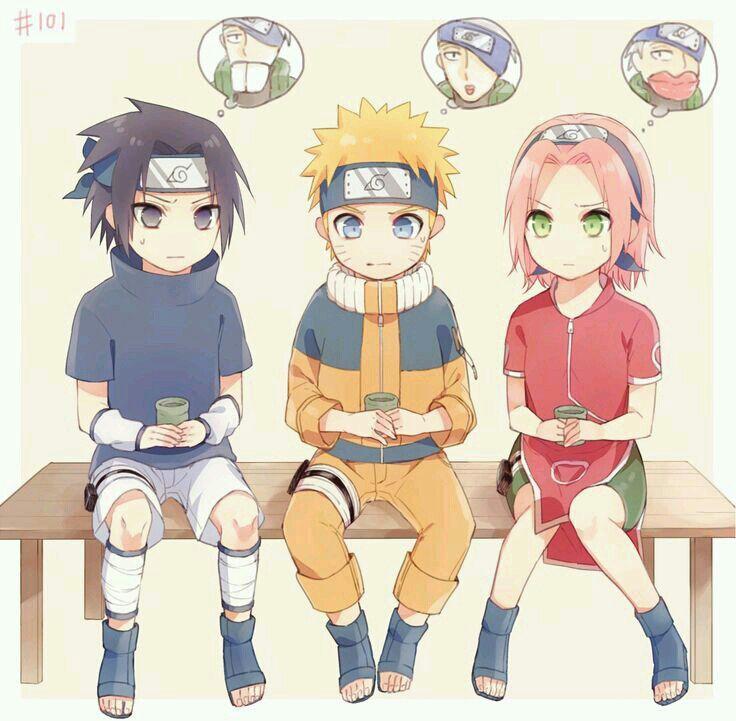 Hia Anime: Doujinshi Naruto-Fairy Tail
