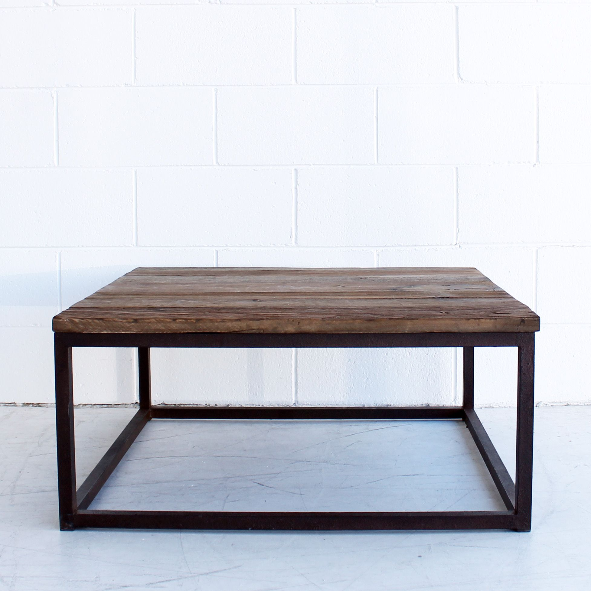 Square Coffee Table The Beach Furniture