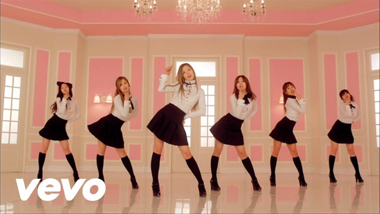 Apink - Mr  Chu(On Stage) -Japanese Ver - | ✭ A Pink