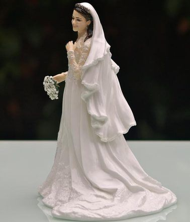 Kate Middleton John Bromley figurine | Royal Figurines ...