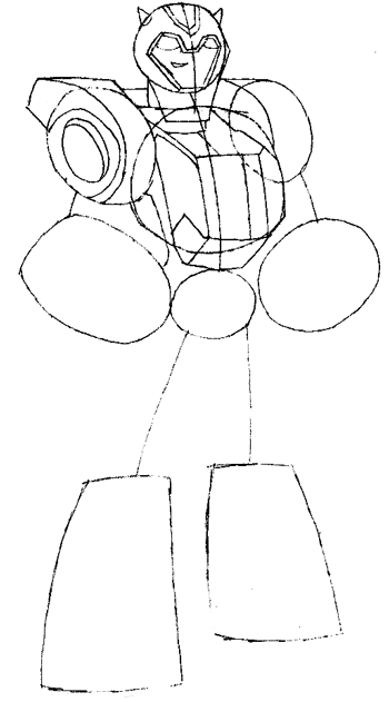 How To Draw Bumblebee From Transformers With Step By Step Drawing Tutorial For Kids How To Draw Step By Step Drawing Tutorials Bumblebee Drawing Transformers Drawing Drawing Tutorials For Kids