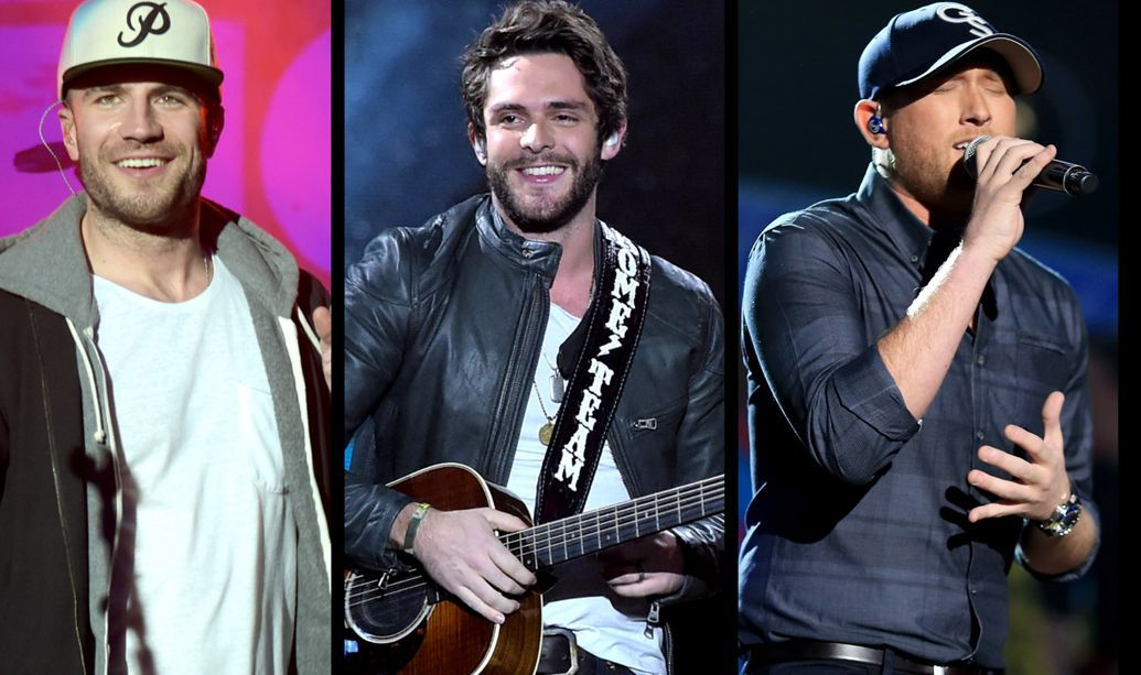 2015 ACM New Artist of the Year Finalists Revealed