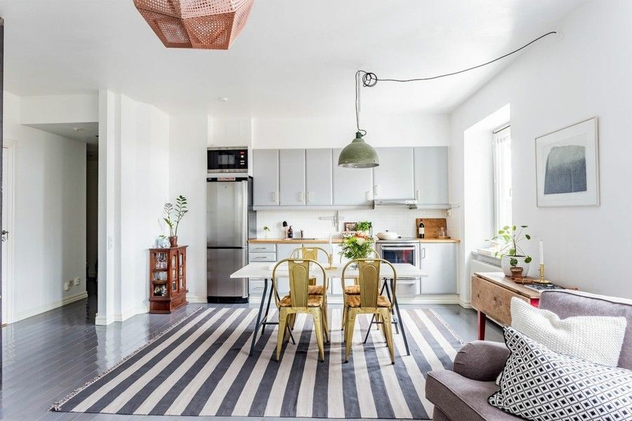 White and gray are neutral colors that complement each other perfectly and are ideal for contemporary decorating styles your kitchen will look great with