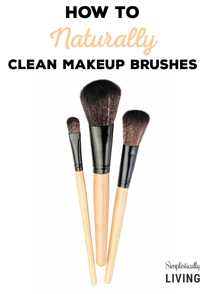 how to clean your makeup brushes the right way