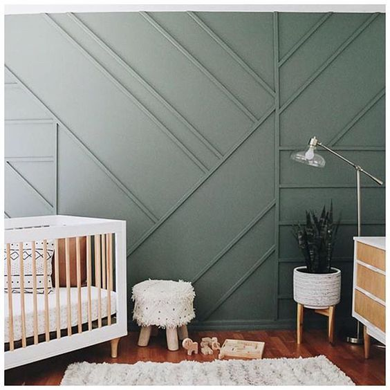 Baby room decoration 2019 Ideas, trends, photos