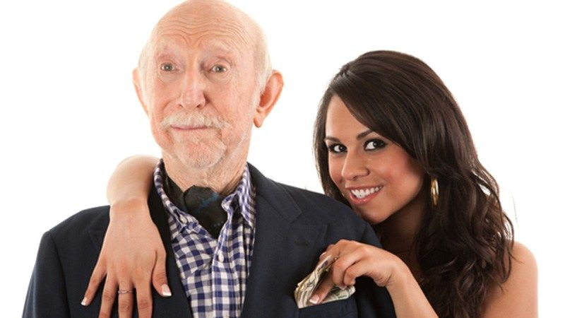 10 Real reasons why older men date younger women