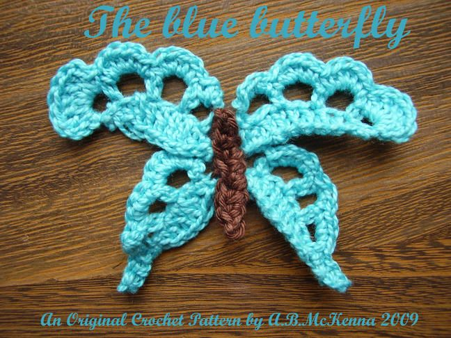 Quick And Easy Butterfly Pattern Free Original Patterns