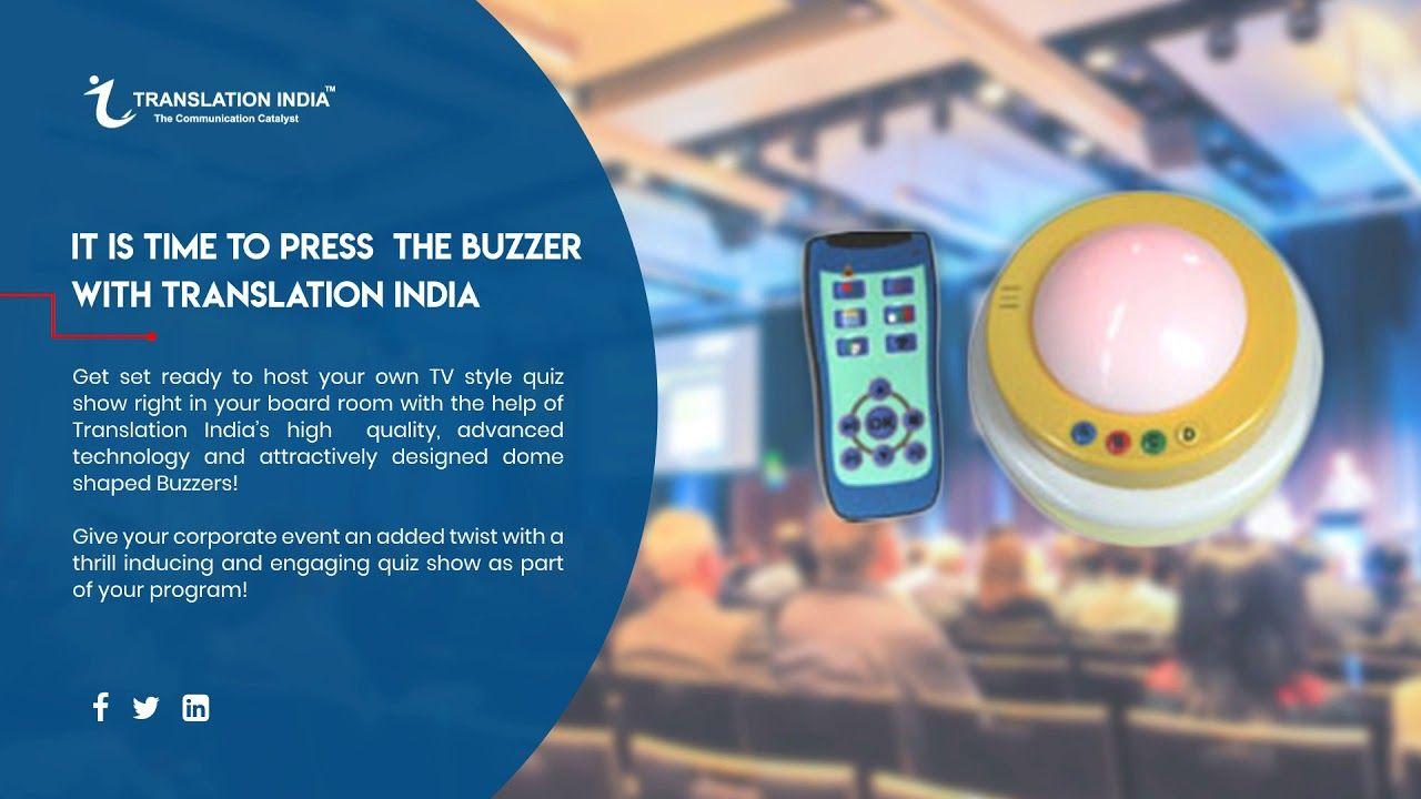 46++ Game show buzzer system info