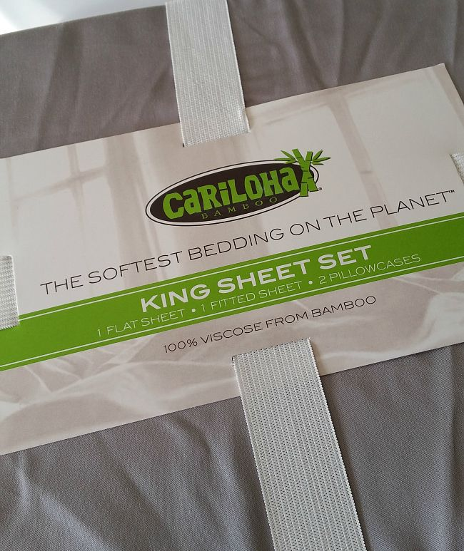 Resort Bamboo Bed Sheets from Review