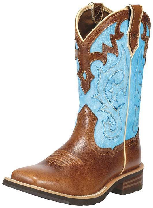 Western Cowgirl Boots - Cr Boot