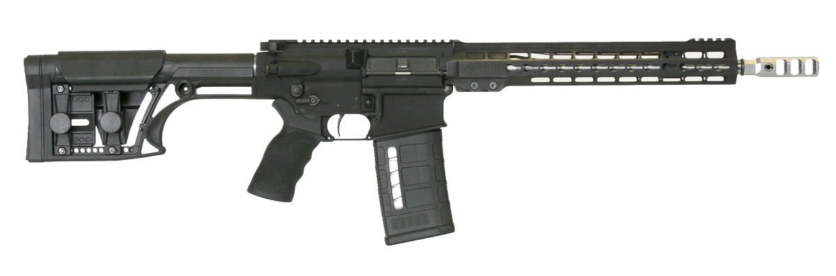 Purpose Built For 3 Gun And Practical Rifle Competition, The AR103GN13 Are  Ready To