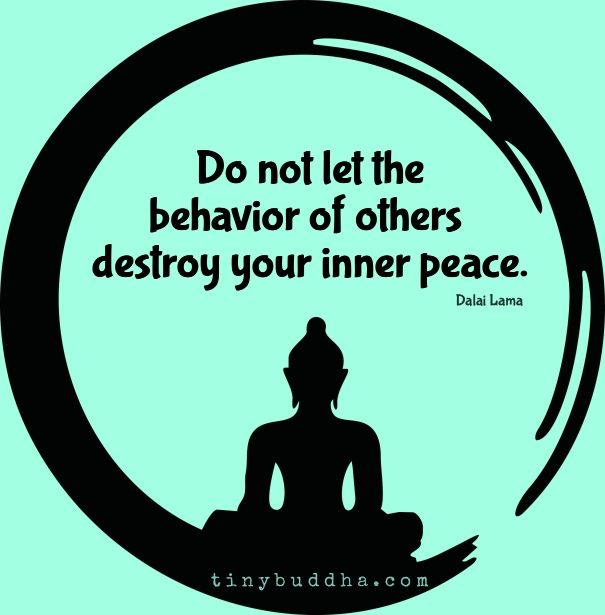 how to get inner peace in islam