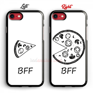 best service e4159 5eccd Buy Pizza Best Friend Phone Cases for iPhone at Redesearch.com ...