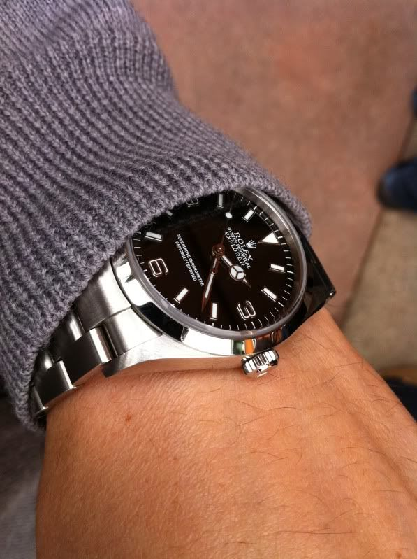 official photos 4efb5 eeea2 Rolex - The beauty of 114270 | 腕時計【2019】 | ロレックス ...