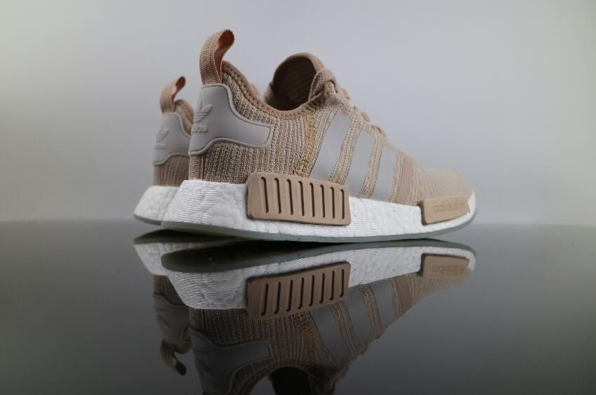 03a4711070ca7 Authentic Adidas NMD XR1 R1 Real Boost Khaki Knitting CG2012 Women and Men  Shoes for Online