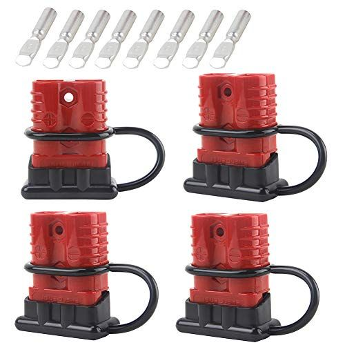Mophoto Battery Quick Disconnectconnector Kit Connect. Mophoto Battery Quick Disconnectconnector Kit Connectdisconnect Wire Harness Plug For Recovery Winch Trailer 1236v Dc Red 175a Pack Of 4. Wiring. 2 Pin Quick Disconnect Wire Harness Oven At Scoala.co