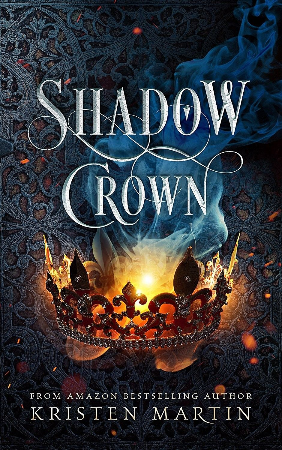 Shadow Crown Have The Lacey Design In The Background Fade Everything Itno This Texture Fantasy Books To Read Books To Read Books
