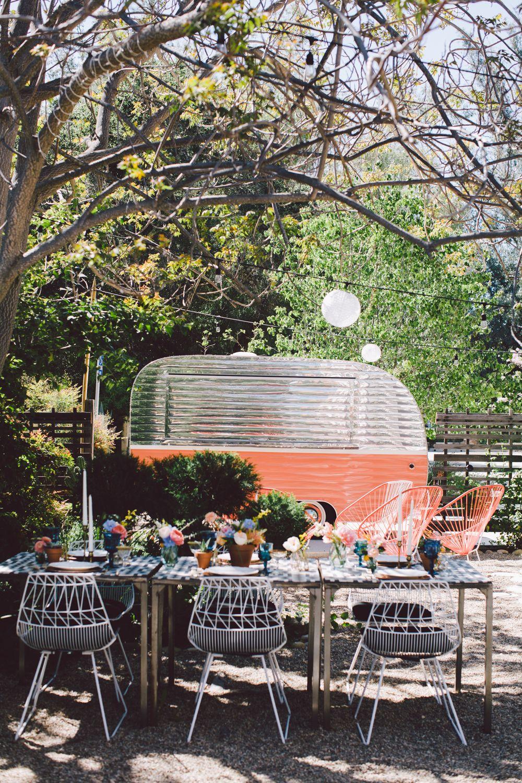 Tipple Ramble Wine Patio Spring Bloom Bohemian Elopement