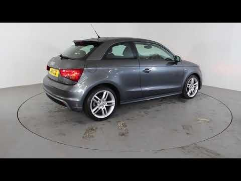 Audi A1 1 6 Tdi S Line Air Conditioning Alloy Wheels Parking