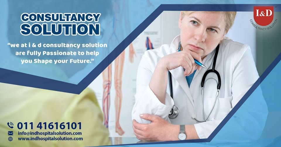 Healthcare Recruiters Consultant I&D Hospital Solution