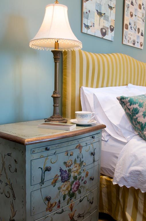 Edwardian Style Bedroom | Decorative Painting | Pinterest | Bedrooms ...