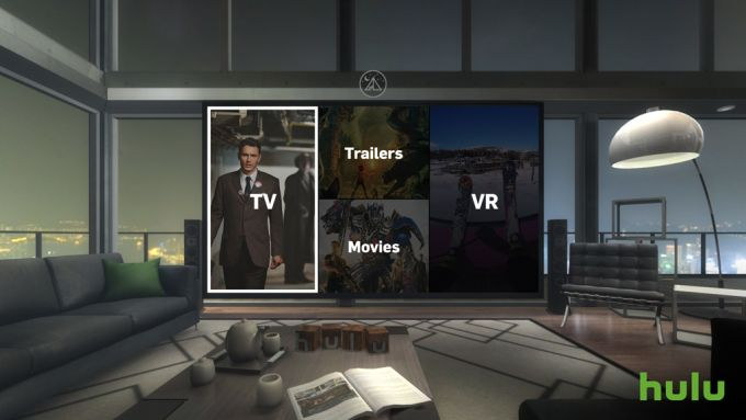 Hulu's VR app is getting new comedy and news programs