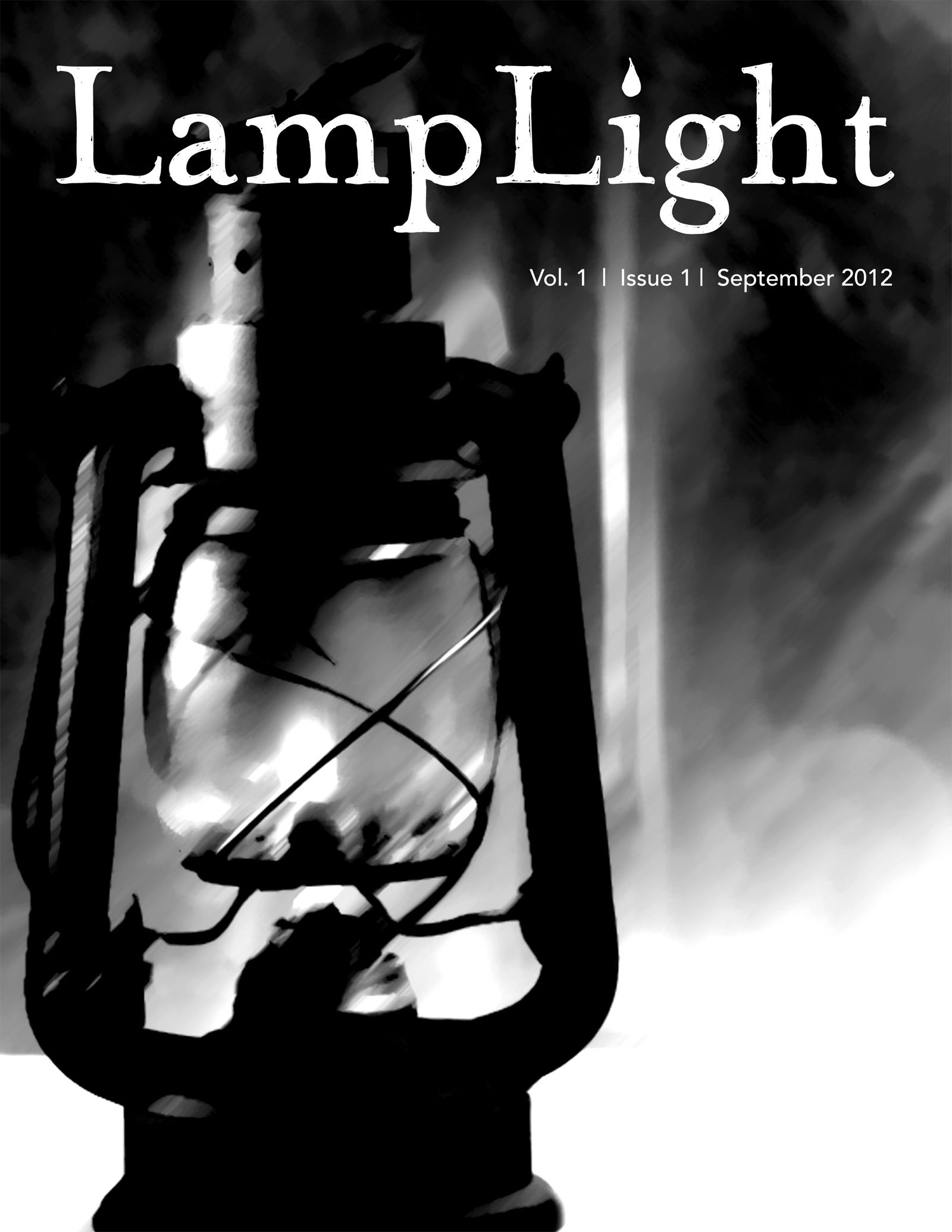 Lamplight Issue 1 | Writing | Fiction stories, Magazine