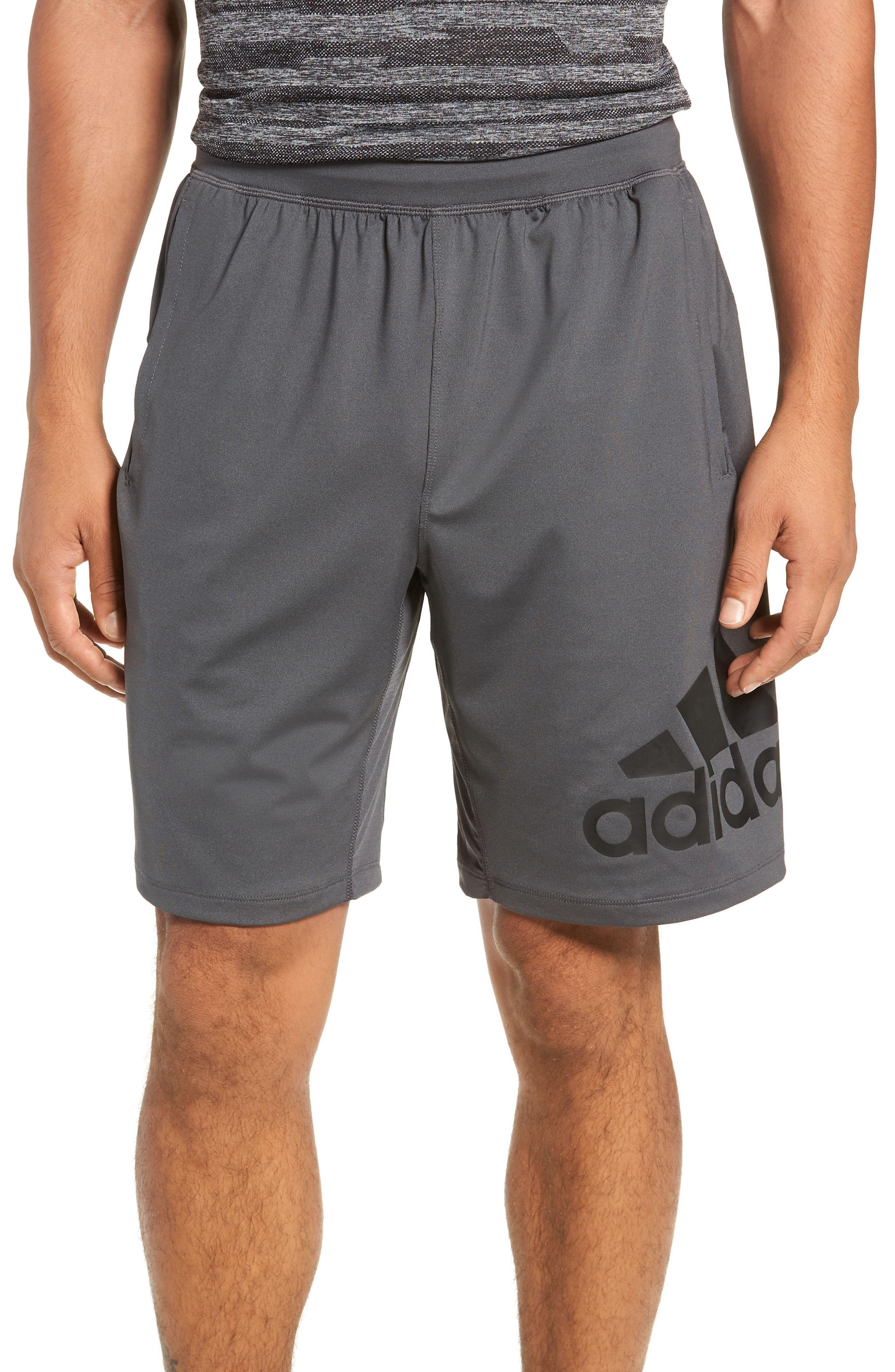 40d71db0a ADIDAS ORIGINALS 4KRFT SPORT BADGE CLIMALITE SHORTS. #adidasoriginals #cloth