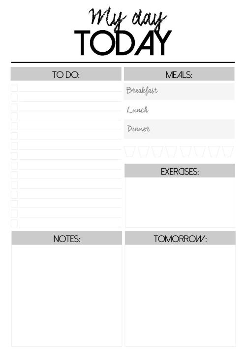 You Can Now Download My Planners Study Timetables  Other