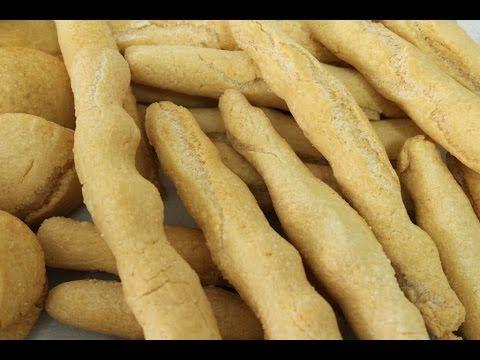 Biscoitinho de polvilho frito,super fácil. - YouTube