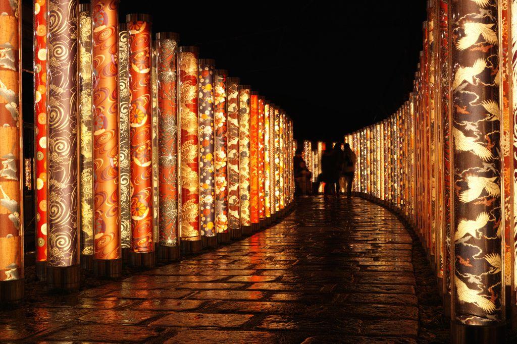 日本情緒と灯りが織りなす美しさに魅せられて 京都嵐山花灯路のおすすめスポット