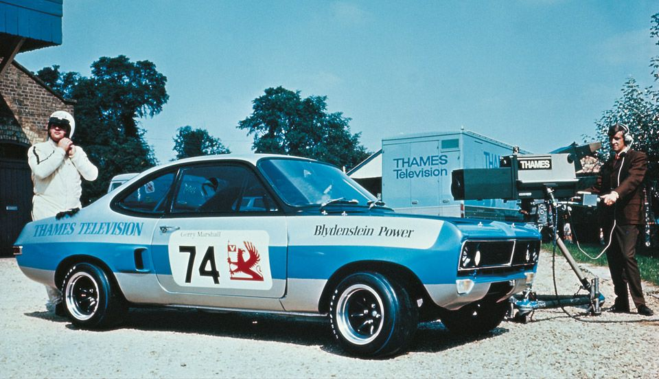 Gerry Marshall Vauxhall Firenza | Automotive Inspiration | Pinterest ...
