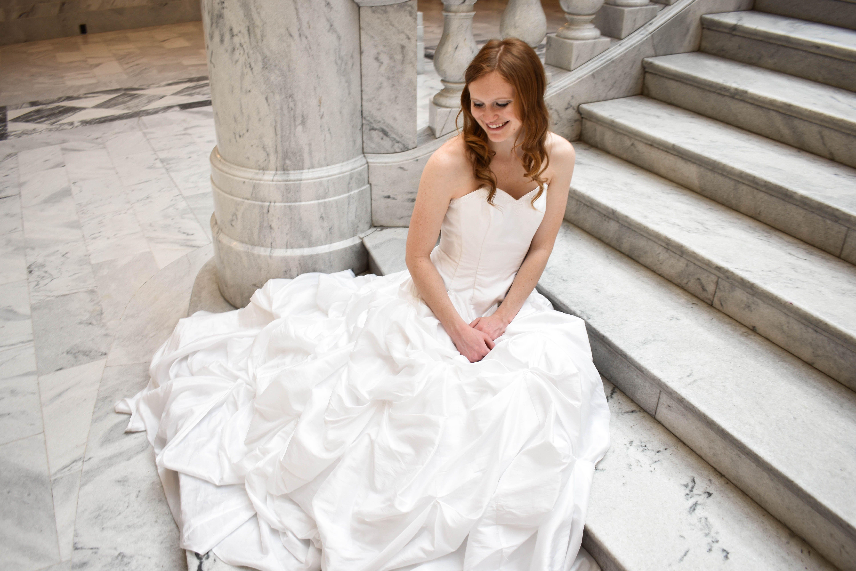 Wedding dresses rental  free wedding dress rentals from this Utah nonprofit  Prom