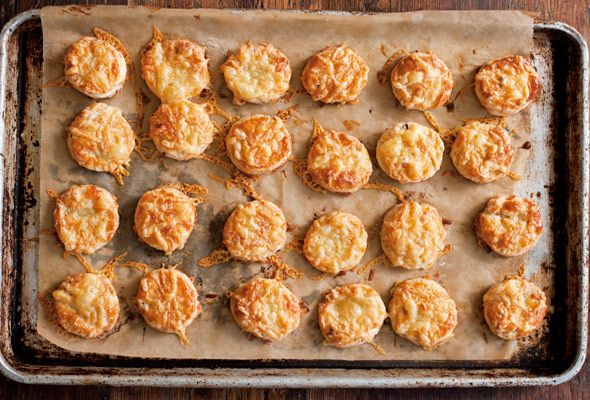 Bacon and Cheese Scones
