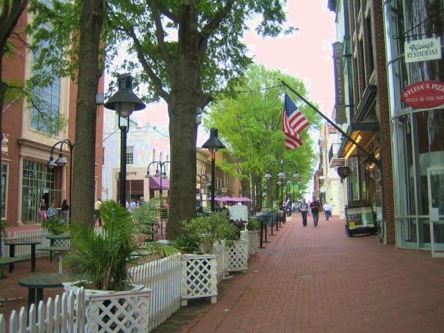 Images of Charlottesville VA   ... small city of charlottesville intertwines colonial history