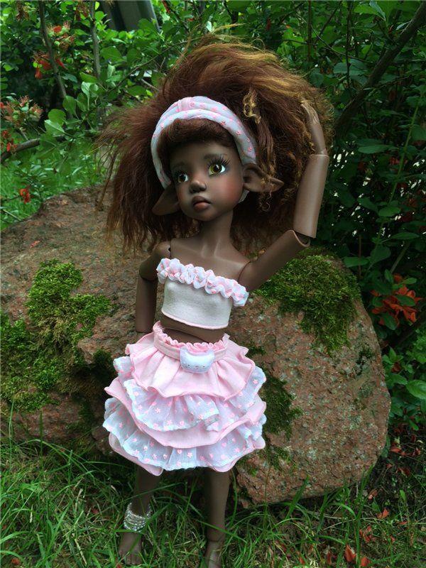 """Высокая мода """"лето 2015"""" для девочек от Кайе Виггс / Куклы Кайе Виггз, Kaye Wiggs dolls / Бэйбики. Куклы фото. Одежда для кукол"""